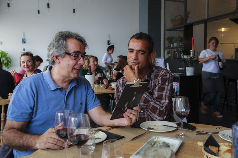 Luis Díaz Feria y Josechu Pérez Niz