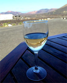 Malvasía Yaiza de Vega de Yuco, Vinos de Lanzarote