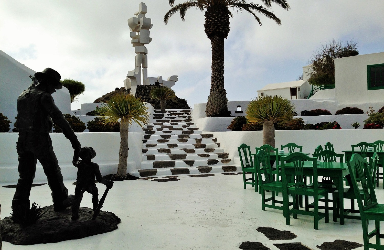 Monumento al Campesino, César Manrique, Lanzarote