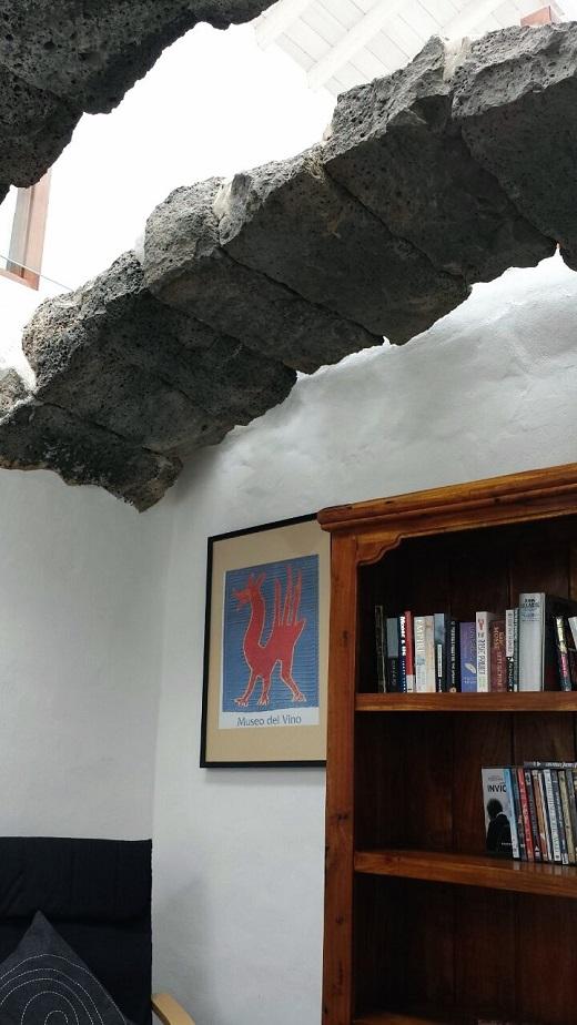 La biblioteca en el antiguo aljibe