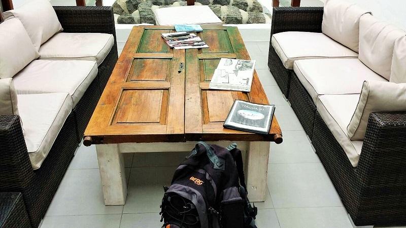 Hall de Tiagua 81