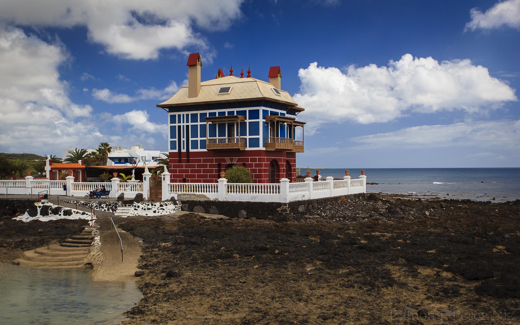 La Casa China de Arrieta, fotografía de Ramón Pérez Niz