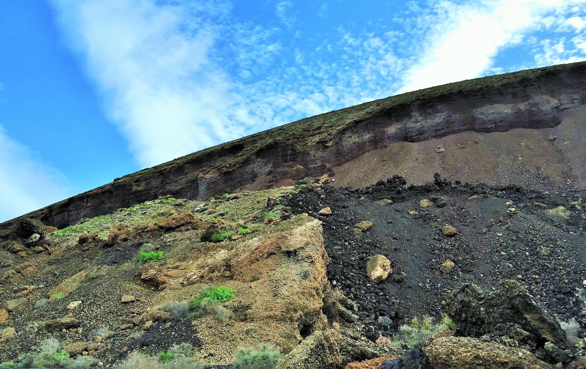 Montaña Tinamala, Guatiza, Lanzarote