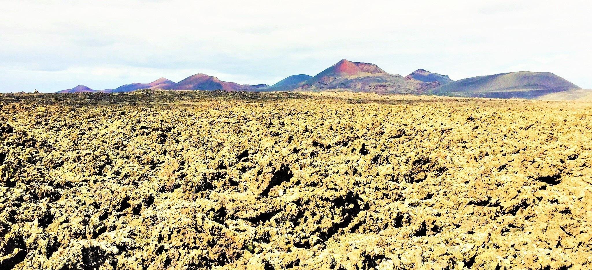 Mar de lavas