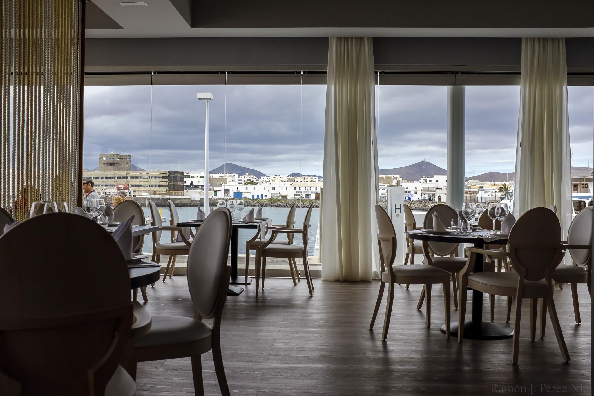 Restaurante Plaza 24, Marina Lanzarote, Arrecife