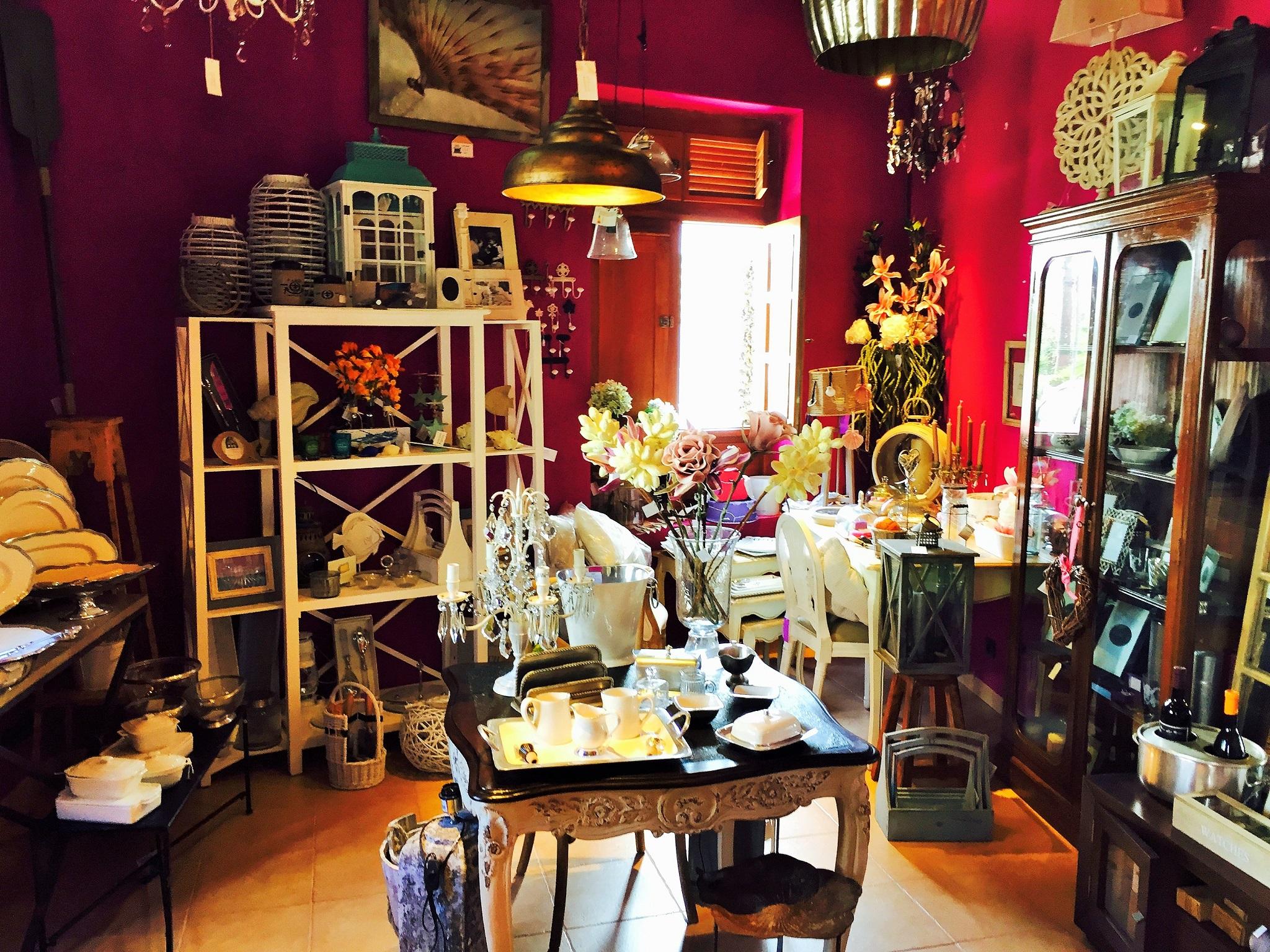 Capricho de Haría, tienda de decoración y moda de Lanzarote