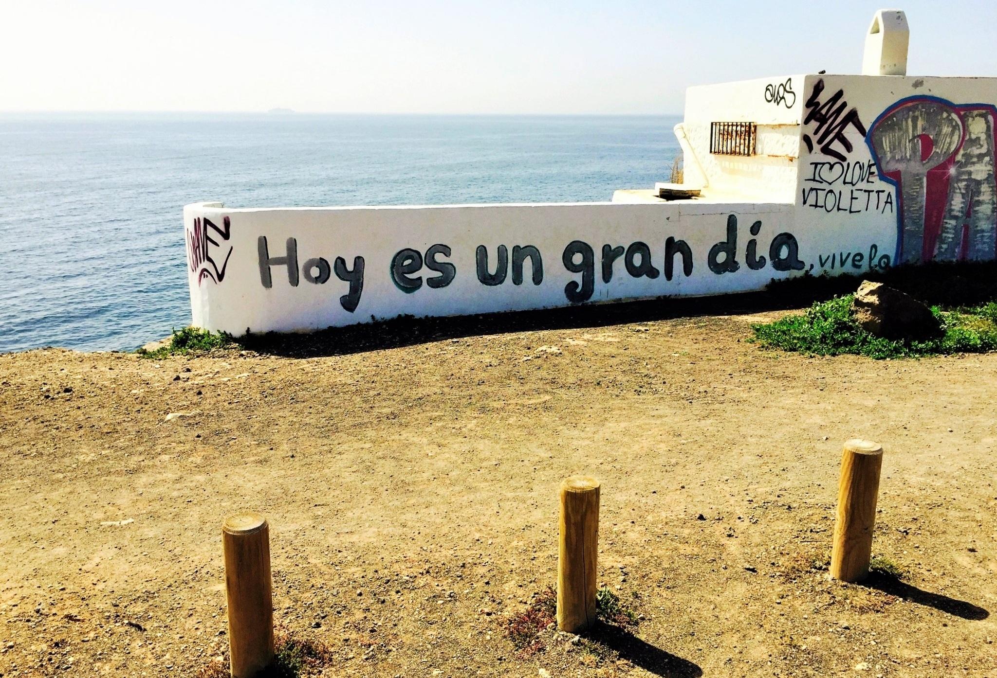 Hoy puede ser un gran día en Barranco del Quíquere, Puerto del Carmen, Lanzarote