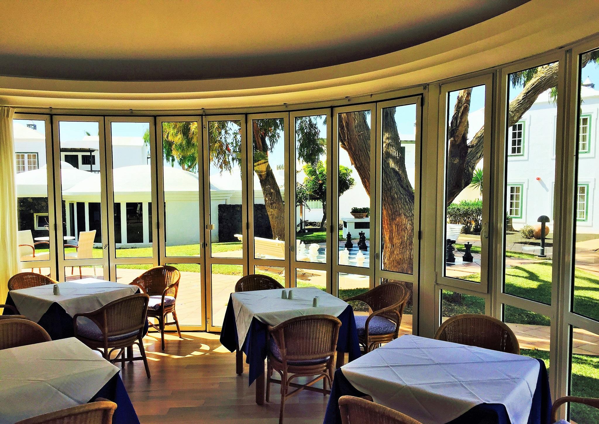 Salón interior Luis León Restaurante Barcarola