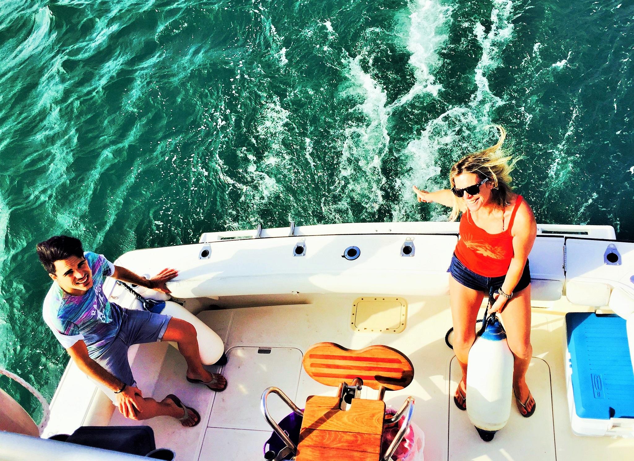 Embarcados en Shaka, Marina Lanzarote, Pesca en Lanzarote