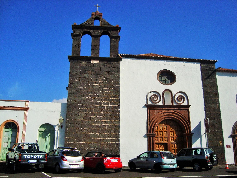 Fachada Museo Arte Sacro