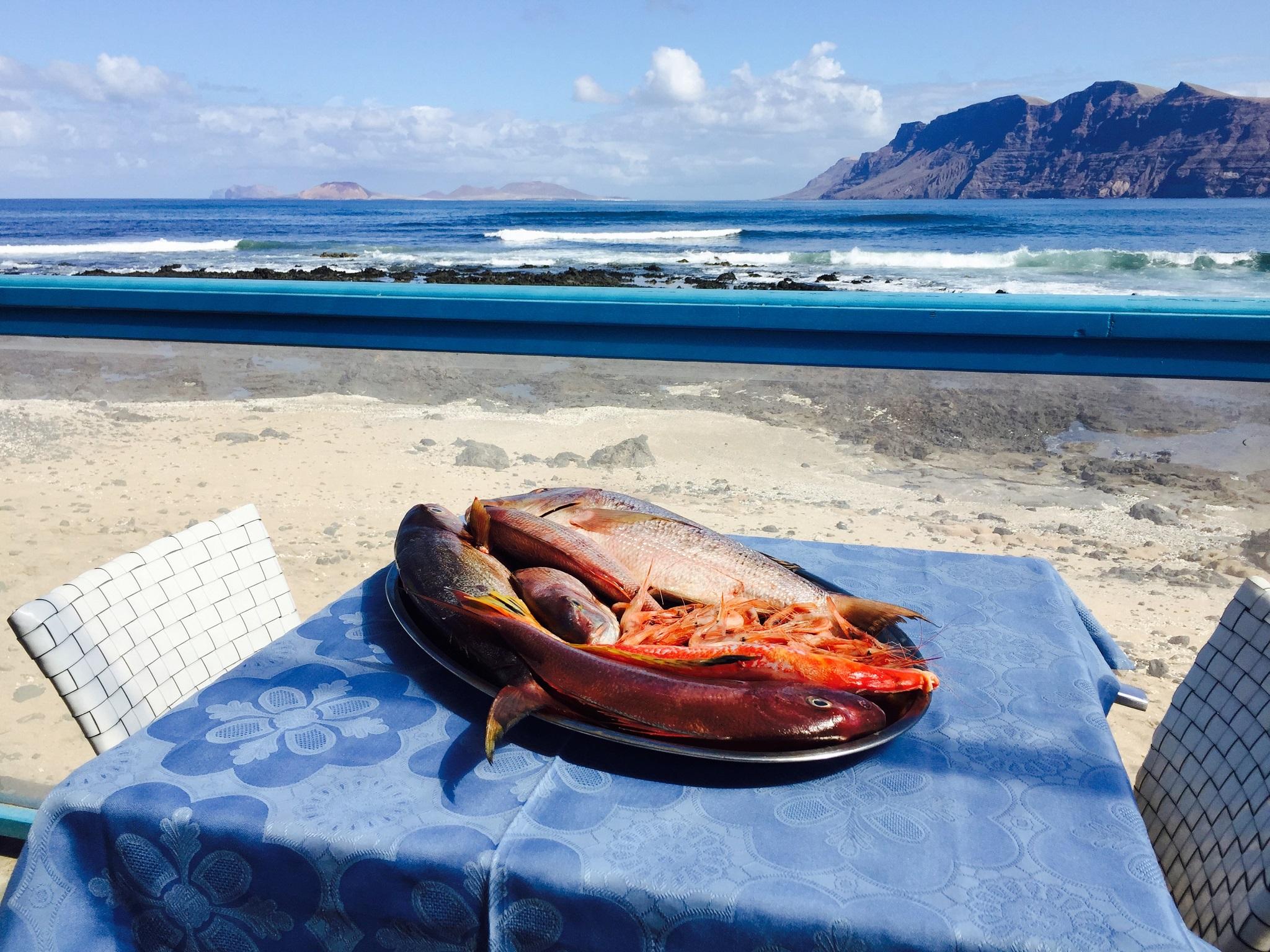 Del mar...a la mesa