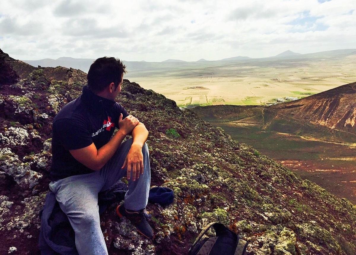 Degustando el paisaje