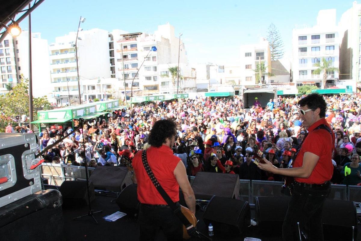 Musica en Carnaval Porteño