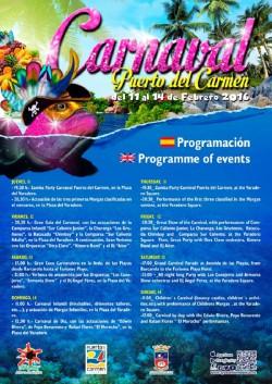 Carnaval de Puerto del Carmen de 2016