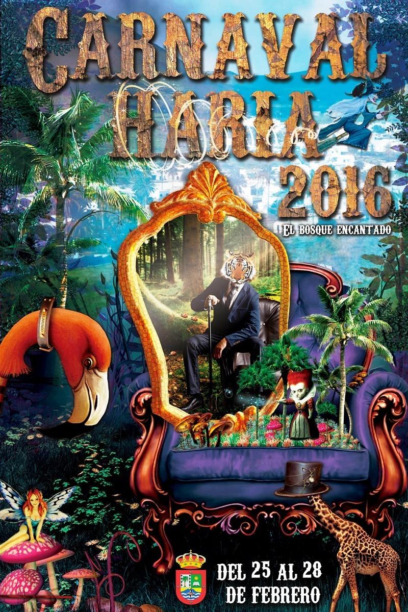 Carnaval de Haría 2016