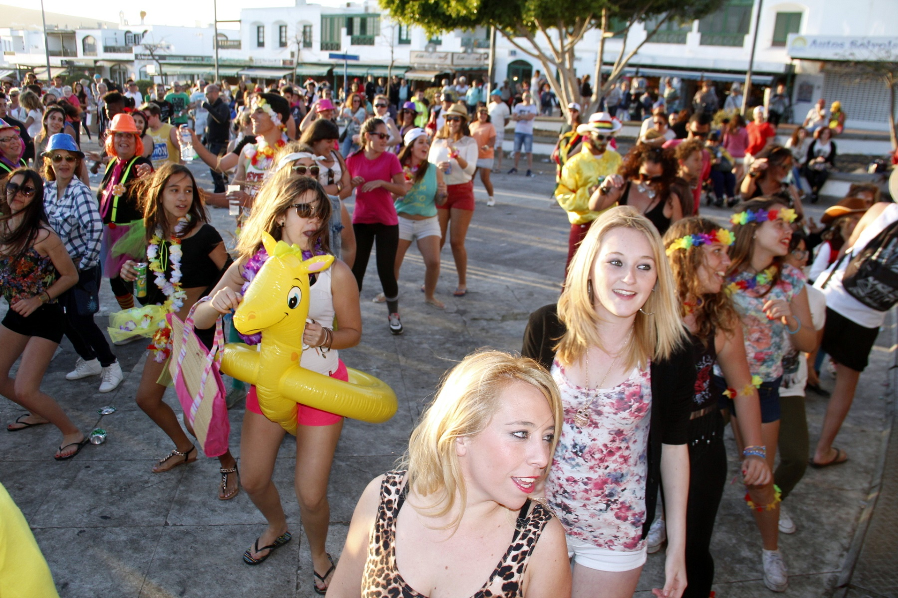 Carnaval Playa Blanca4