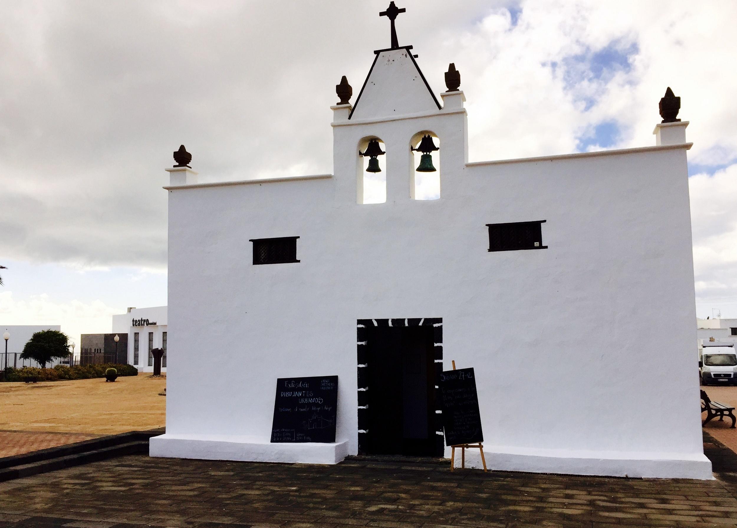 La ermita de Tías