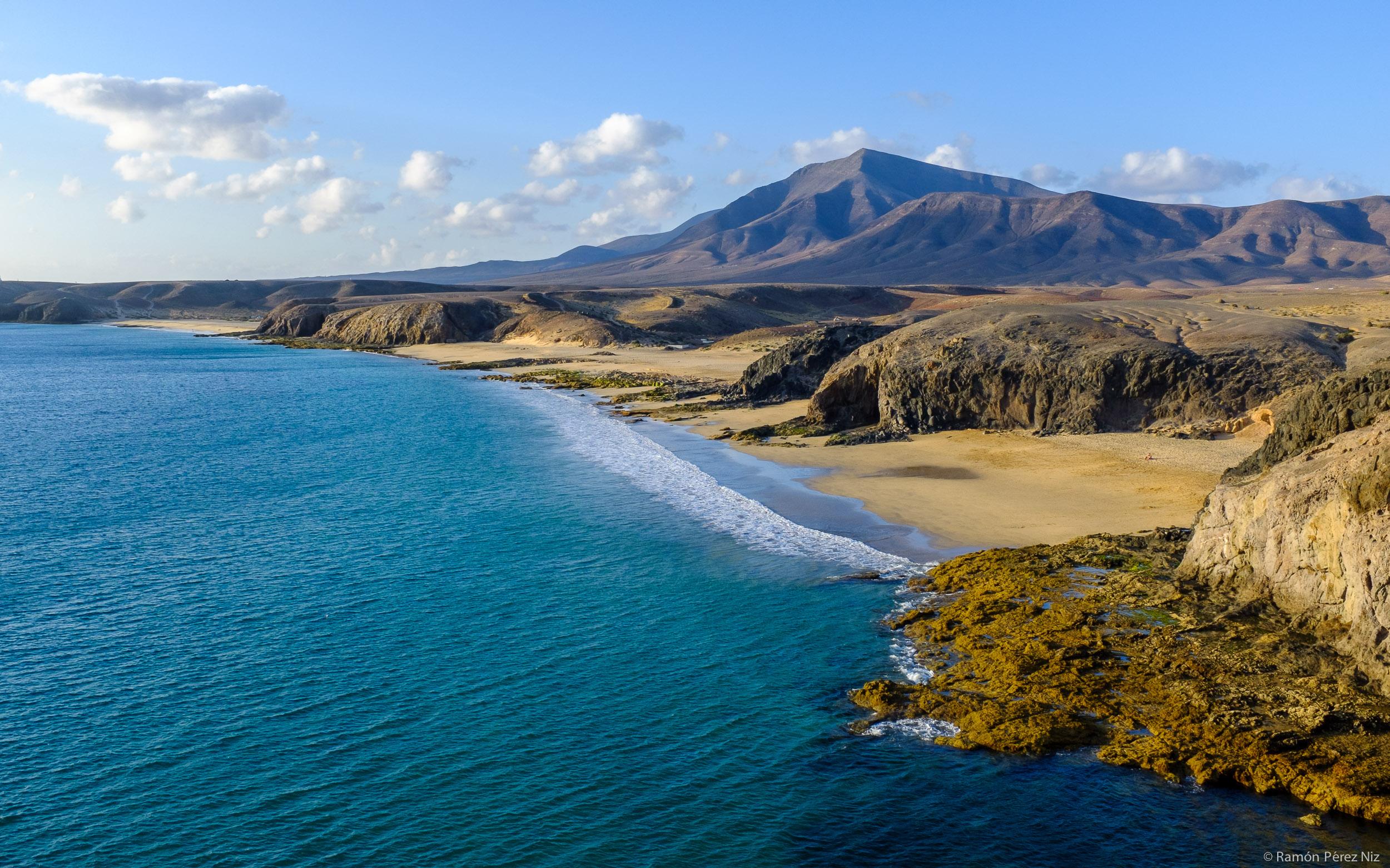 Playas de Papagayo en Fotografía por Ramón Pérez Niz