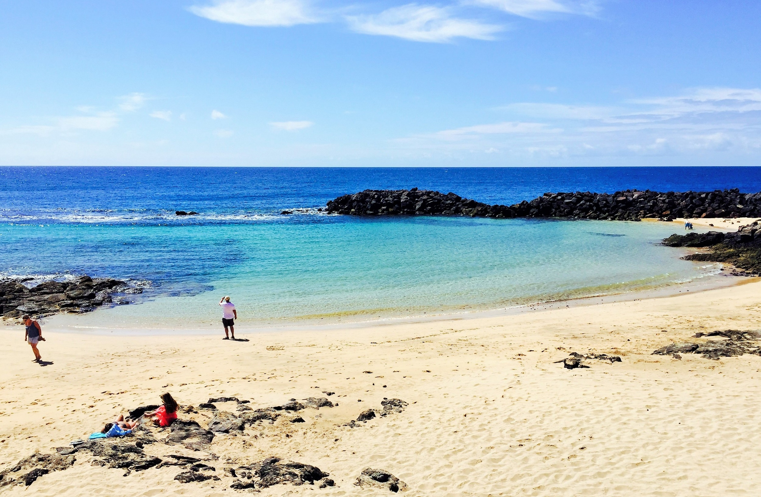 Playa El Jablillo