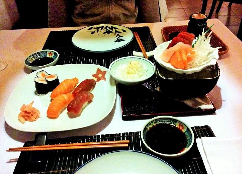 Cena en Nippon