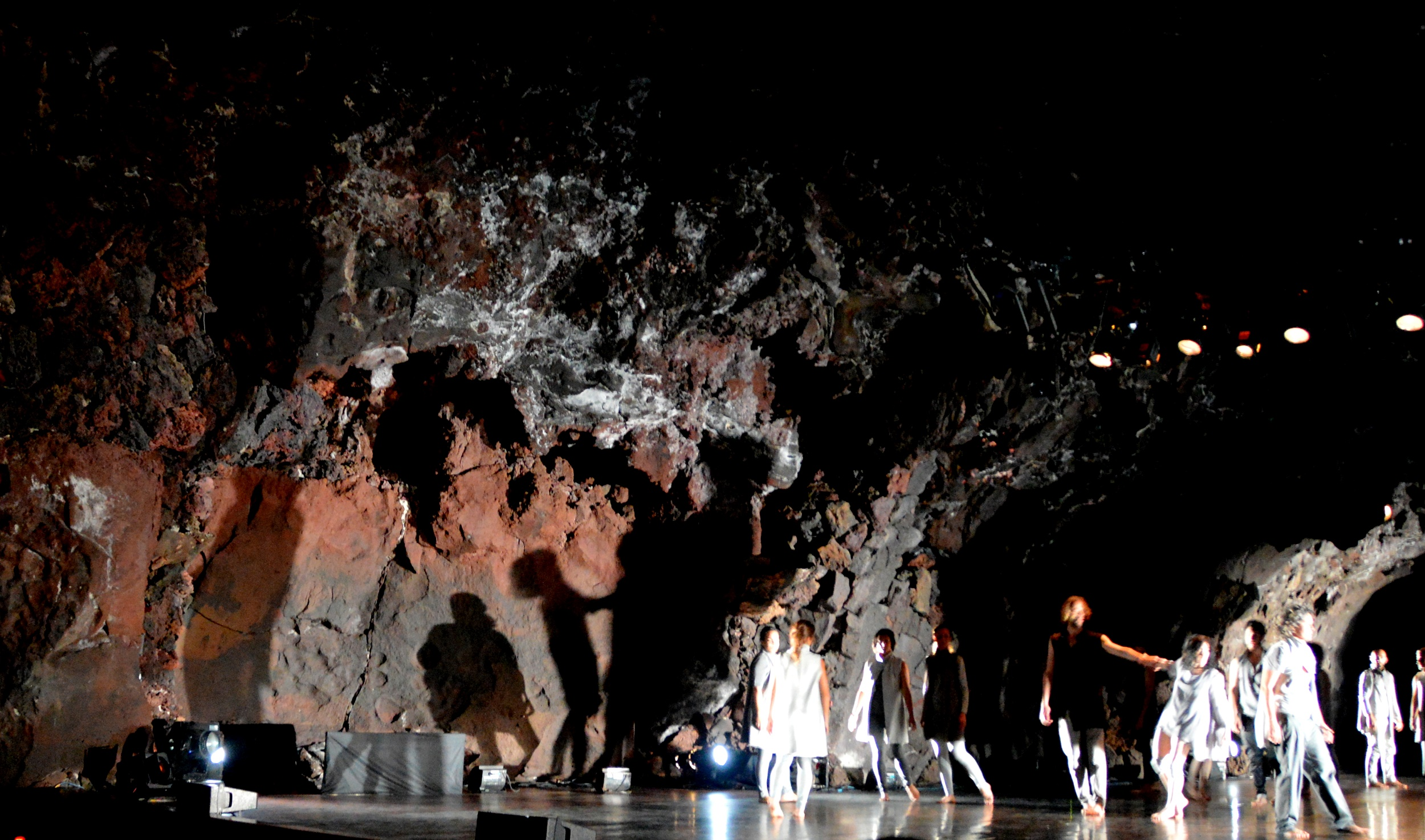 Auditorio Jameos del Agua, Lanzarote