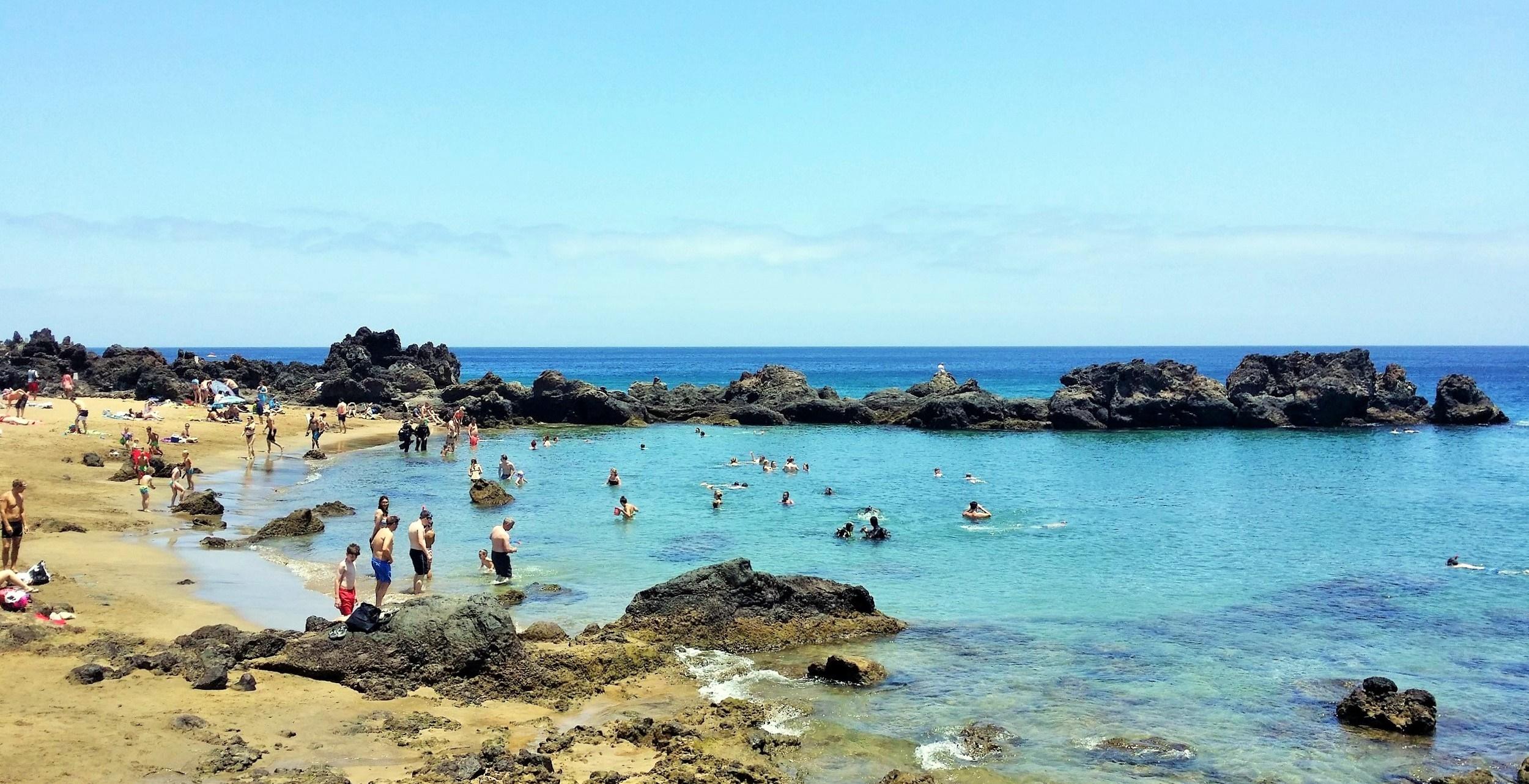 Playa Chica, Puerto del Carmen
